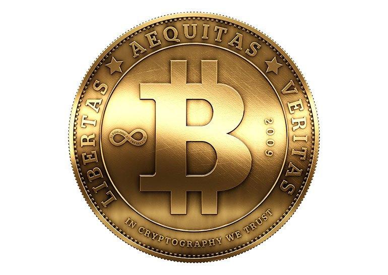 Bitcoin доехал
